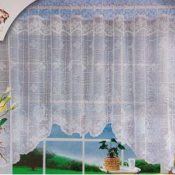 Oblouková záclona - vzor 2