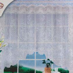 Oblouková záclona - vzor 3