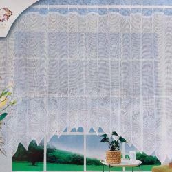 Oblouková záclona - vzor 5
