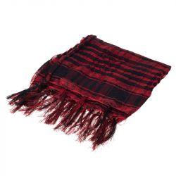 Šátek arafat - červená a černá