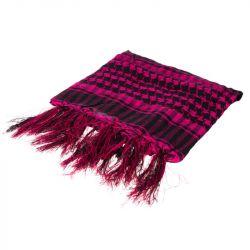 Šátek arafat - růžová a černá