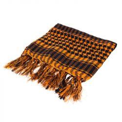 Šátek arafat - žlutá a černá