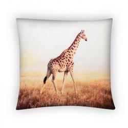 Žirafa - povlak na polštář