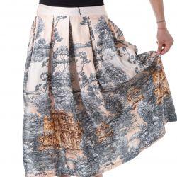 Midi sukně - Luxury